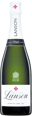 Lanson Brut White Label Sec NV