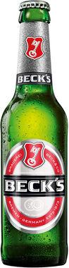 Becks Bier 4.8%, NRB