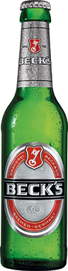 Becks Bier, PET 330 ml x 24