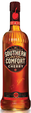 Southern Comfort Bold Black Cherry 70cl