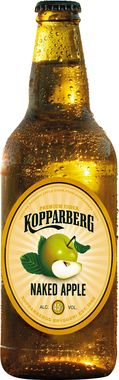 Kopparberg Naked Apple, NRB 500 ml x 15