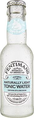 Fentimans Light Tonic, NRB 125 ml x 24