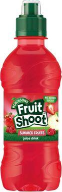 Fruit Shoots Summer Fruits Low Sugar, PET 275 ml x 24