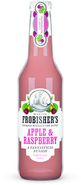 Frobishers Fusion Apple & Raspberry, NRB 275 ml x 24