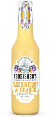 Martin Frobisher's Orange & Passionfruit Fusion, NRB 275 ml x 24