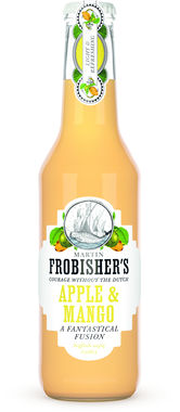 Frobishers Fusion Apple & Mango, NRB 275 ml x 24