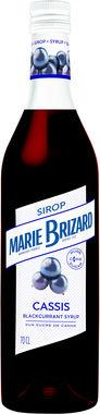 Marie Brizard Cassis (Blackcurrant) Syrup 70cl