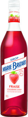 Marie Brizard Fraise Syrup 70cl