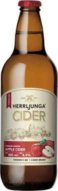 Herrljunga Apple Cider, NRB 500 ml x 12