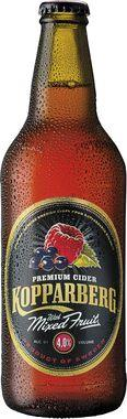 Kopparberg Mixed fruit, PET 500 ml x 15