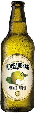 Kopparberg Naked Apple, PET 500 ml x 15
