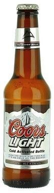 Coors Fine Light, NRB 330 ml x 24