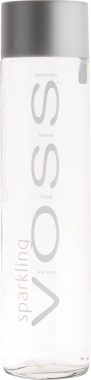Voss Water Sparkling, NRB