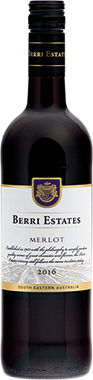 Berri Estates Merlot, South Eastern Australia