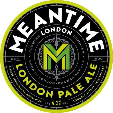 Meantime London Pale Ale, Keg 50 lt x 1