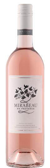 Côtes de Provence Rosé, Mirabeau 75cl