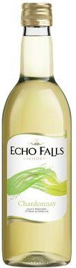 Echo Falls Chardonnay, California 187ml