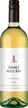 Short Mile Bay Chardonnay, South Eastern Australia