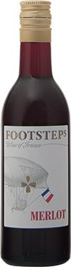Footsteps Merlot, Pays d'Oc 187ml