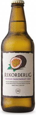 Rekorderlig Passion Fruit, NRB 500 ml x 15