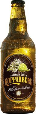Kopparberg Elderflower & Lime, NRB 500 ml x 8