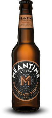 Meantime Chocolate Porter, NRB 330 ml x 12