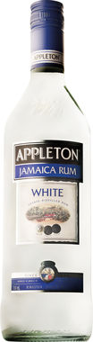 Appleton White Jamaica Rum 70cl