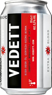 Vedett Blond, Can 330 ml x 24