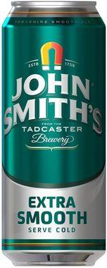 John Smiths Smooth, can 440 ml x 24