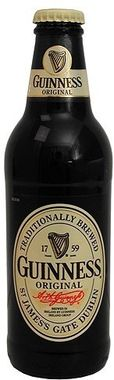 Guinness Original, NRB 330 ml x 24