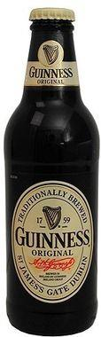 Guinness Original Extra Stout, NRB 330 ml x 24