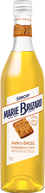 Marie Brizard Gingerbread Syrup 70cl