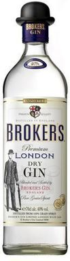 Brokers London Dry Gin 70cl