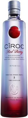 Ciroc Red Berry Flavoured Vodka