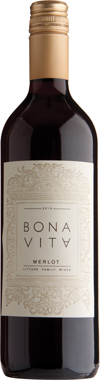 Bonavita Merlot, South Eastern Australia