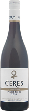 Ceres Composition Pinot Noir, Central Otago