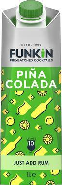 Funkin Pina Colada Cocktail Mixer 1lt