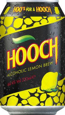 Hooch Lemon Brew, Can 330 ml x 24