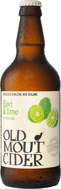 Old Mout Kiwi & Lime 500 ml x 12