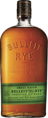 Bulleit Bourbon Rye Whiskey 70cl