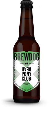 Brewdog Dead Pony Club, NRB