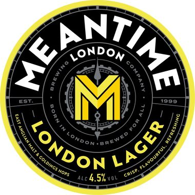Meantime London Lager, Keg 50 lt x 1