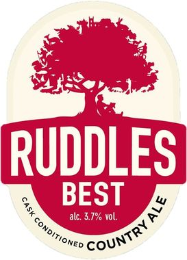 Ruddles Best, Cask 9 gal x 1
