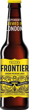 Frontier Lager 330 ml x 12