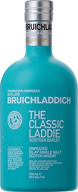 Bruichladdich The Classic Laddie Scottish Barley Single Malt Whisky 70cl