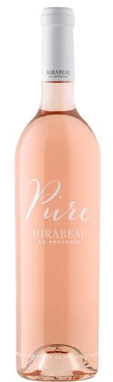 Côtes de Provence Rosé Pure, Mirabeau 1.5lt