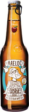 Maeloc Dry Apple Cider 330 ml x 24