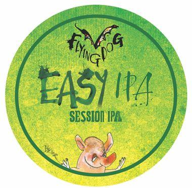 Flying Dog Easy IPA, Keg 30 lt x 1