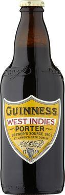 Guinness West Indies Porter 500 ml x 8