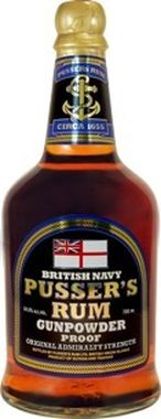Pusser's Gunpowder Proof 70cl